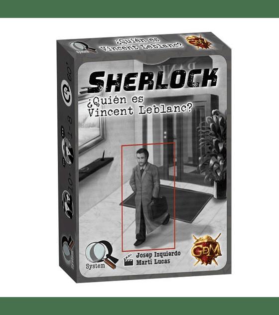 Sherlock Serie Q: Quien es Vincent Leblanc?