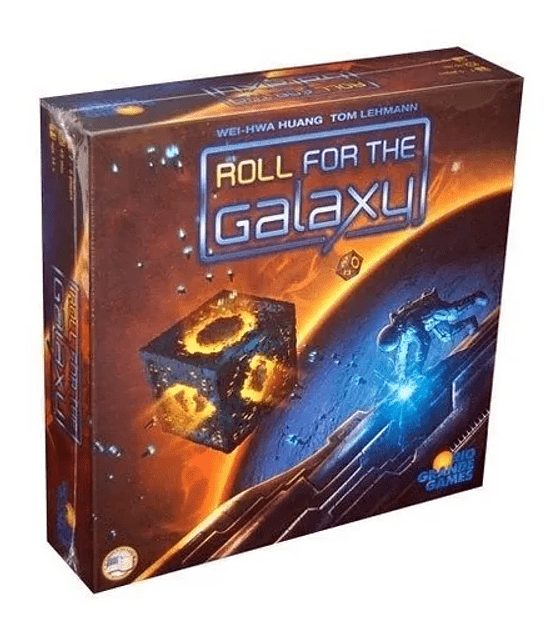 Roll for the Galaxy - Inglés