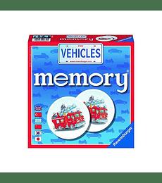Memory Vehiculos