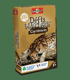 Desafios Naturaleza: Carnivoros