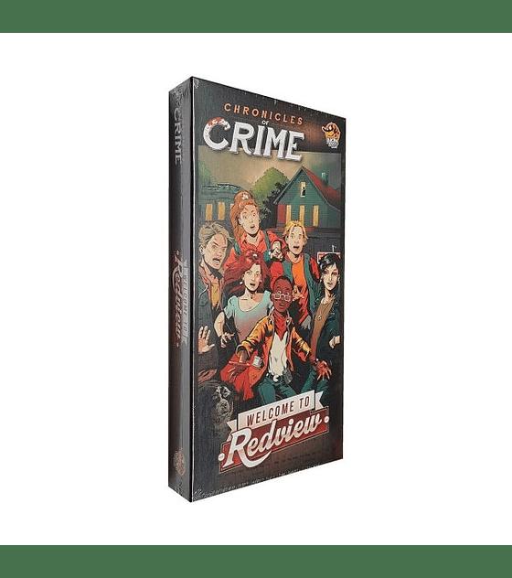 Cronicas Del Crimen exp. Bienvenidos a Redview