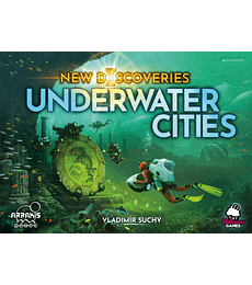 Underwater Cities exp New Discoveries