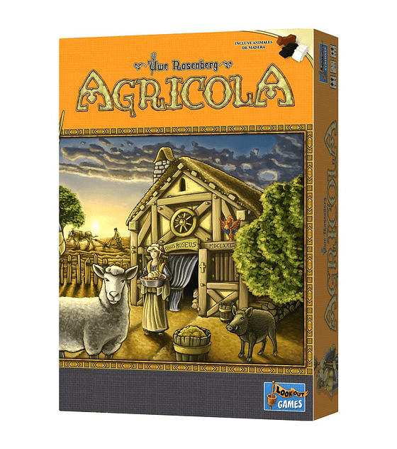 Preventa - Agricola