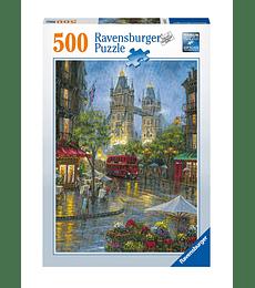 Puzzle 500 Pcs - Pintoresco Londres Ravensburger