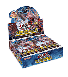 Yu-Gi-Oh! Caja de Sobres The Infinity Chasers