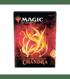 Magic The Gathering - Spellbook Chandra