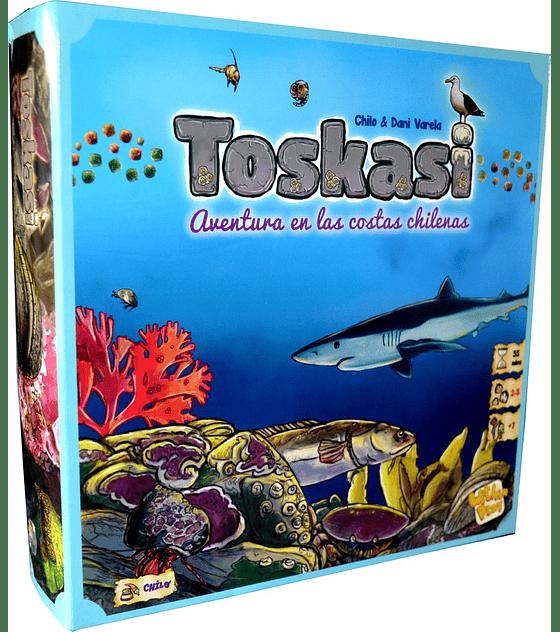 Toskasi, Aventura en las Costas Chilenas