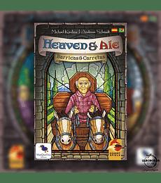 Heaven & Ale exp. Barricas y Carretas