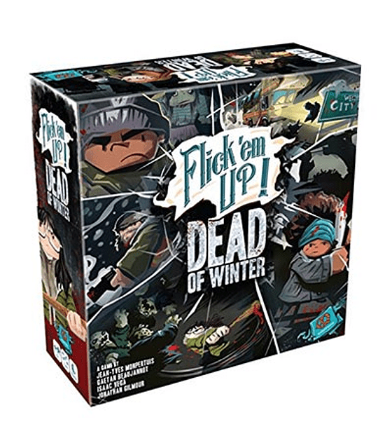 Flick'em Up: Dead of Winter