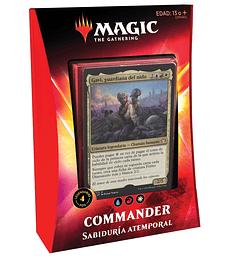 Commander Ikoria Lair of Behemots (Ingles)