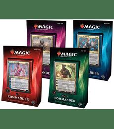 MTG Commander 2018 (Ingles)