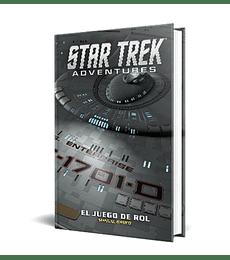 Star Trek Adventures - Manual de Rol