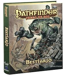 Pathfinder - Bestiario de Bolsillo