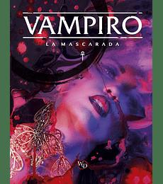 Vampiro, La Mascarada 5ta Edición