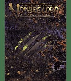 Hombre Lobo, El Apocalipsis Ed. 20° Aniversario de Bolsillo