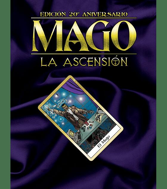 Mago, La Ascención Ed. 20° Aniversario Ed. de Lujo