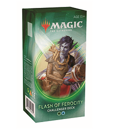 Magic The Gathering Challenger deck 2020 (Ingles)