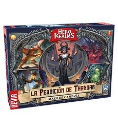 Preventa - Hero Realms: La Perdición de Thandar