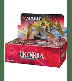 Ikoria Mundo de Behemots Booster Box (Español)