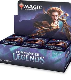 Commander Legends Booster Box (Español)