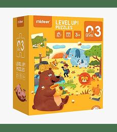 Puzzles Level up 3 3 en 1
