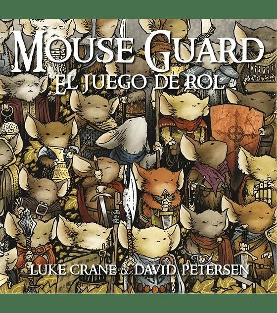 Mouse Guard El Juego de Rol