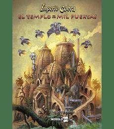 Imperio Cobra 2 - El Templo de las Mil Puertas