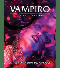 Pantalla del DM - Vampiro, La Mascarada 5ta Edición
