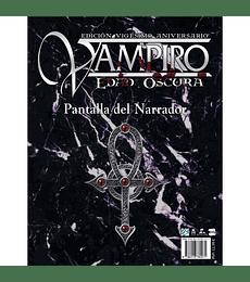 Pantalla del DM - Vampiro, Edad Oscura