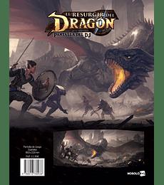 Pantalla del DM - El Resurgir del Dragon