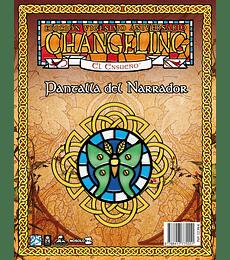 Pantalla del DM - Changeling El Ensueño