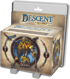 Descent: Pack de Lugarteniente Skarn