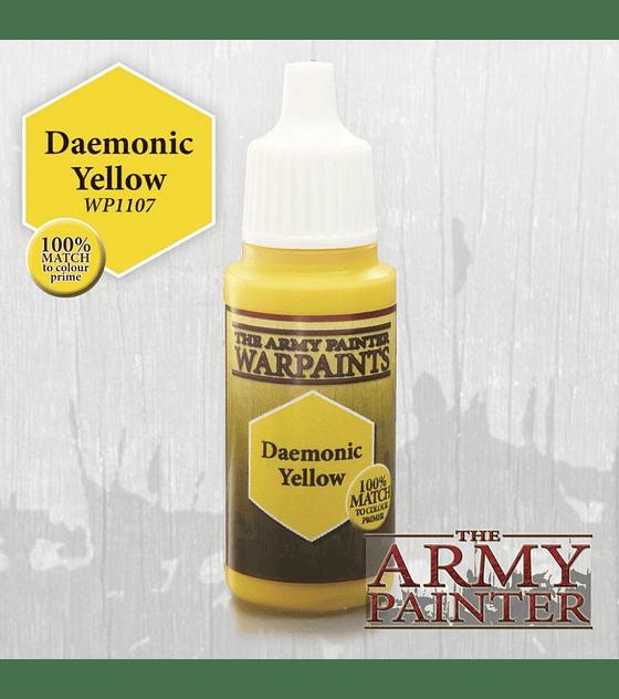 Daemonic Yellow 100% Match To Primer