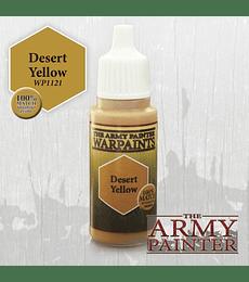 Desert Yellow 100% Match To Primer
