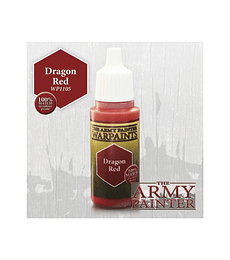 Dragon Red 100% Match To Primer