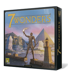 Preventa - 7 Wonders - Nueva Edición