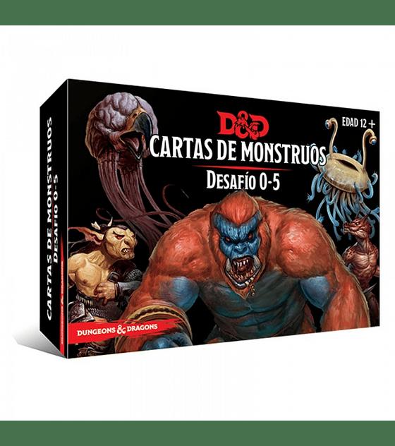 Cartas de Monstruos: Desafio 0-5