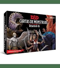 Cartas de Monstruos: Desafio 6-16