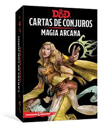 Cartas de Conjuro: Magia Arcana