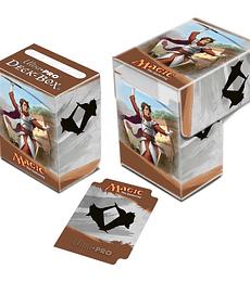 Deckbox Abzan Top Loading Magic The Gathering