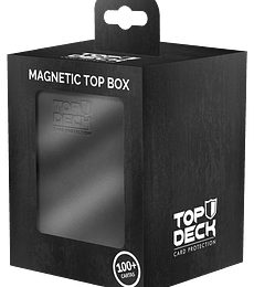 Deckbox Magnetic Top Box