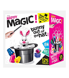 Set de Magia Happy Magic! 125 Trucos