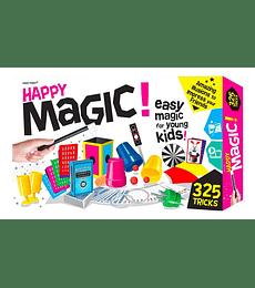 Set de Magia Happy Magic! 325 Trucos