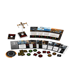X-Wing: Pack de Expansion Bola de Fuego Español