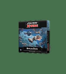 X-Wing: Expansion Multijugador Batallas Epicas Español