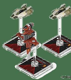 X-Wing: Pack de Escuadron Celula Fenix Español