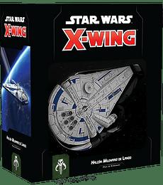 X-Wing: Pack de Expansion Halcon Milenario de Lando Español