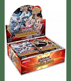 Yu-Gi-Oh! Caja de Sobres Guardianes Antiguos (Inglés)