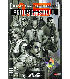 Ghost in the Shell N.2 Manmachine Interfase