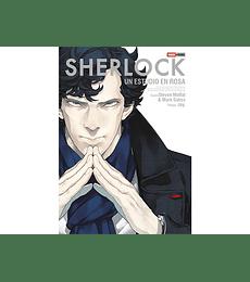 Sherlock N°1 Estudio en Rosa